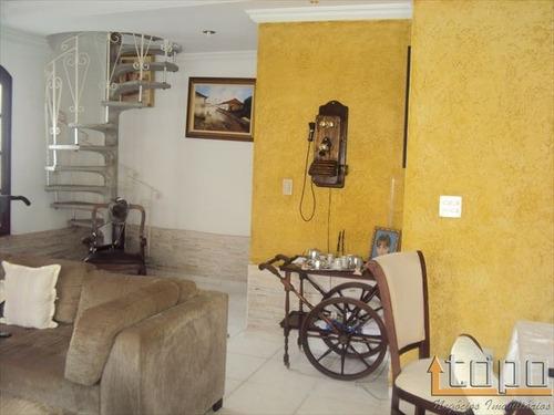 ref.: 2572 - casa em praia grande, no bairro guilhermina - 5 dormitórios