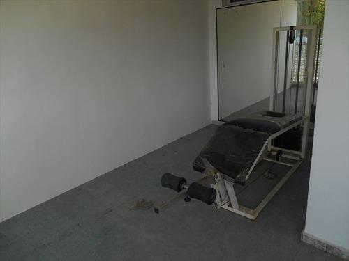 ref.: 257501 - casa condomínio fechado em santos, no bairro ponta da praia - 3 dormitórios