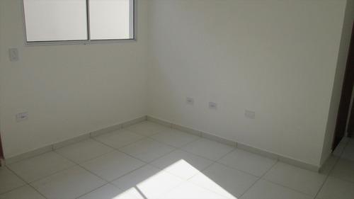 ref.: 25800 - casa em itanhaém, no bairro jardim magalhães - 2 dormitórios