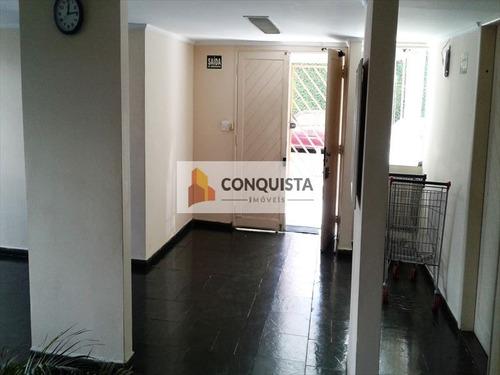 ref.: 258400 - apartamento em sao paulo, no bairro jardim celeste - 2 dormitórios