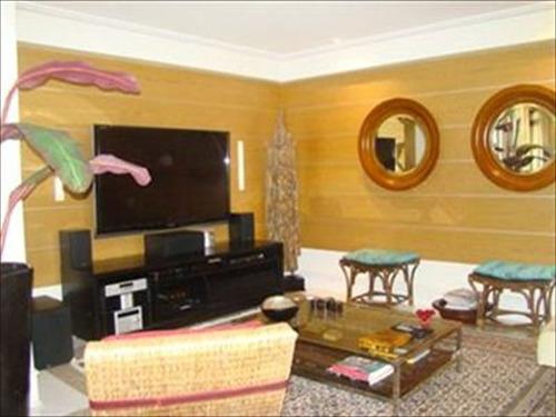 ref.: 258600 - apartamento em santos, no bairro embare - 3 dormitórios