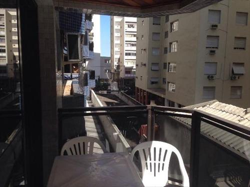ref.: 259400 - apartamento em santos, no bairro boqueirao - 1 dormitórios