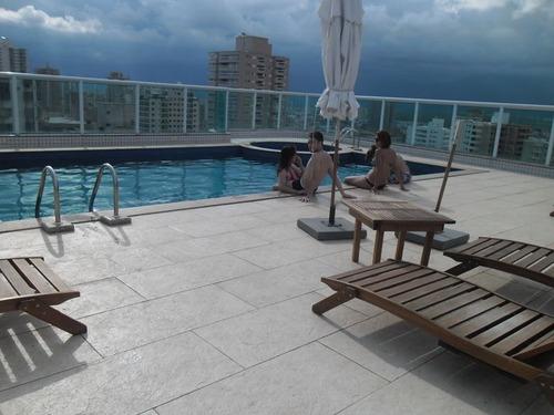 ref.: 2598 - apartamento em praia grande, no bairro aviação - 2 dormitórios
