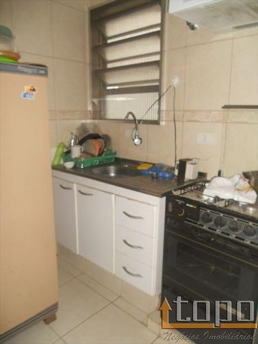 ref.: 2598 - apartamento em praia grande, no bairro boqueirao - 2 dormitórios