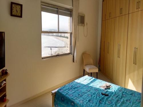 ref.: 259800 - apartamento em santos, no bairro ponta da praia - 1 dormitórios