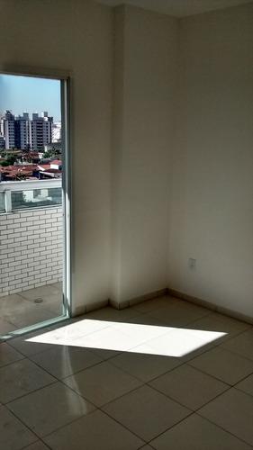 ref.: 26 - apartamento em praia grande, no bairro guilhermina - 2 dormitórios