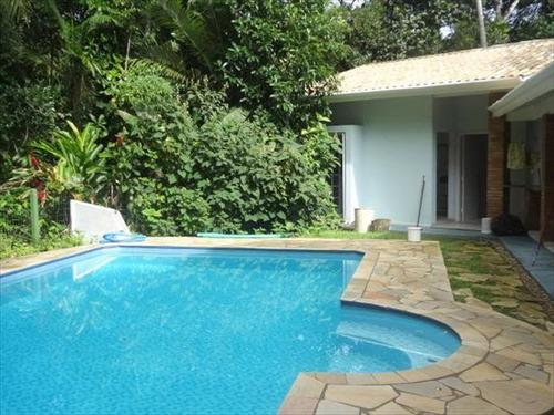 ref.: 26 - casa condomínio fechado em bertioga, no bairro guaratuba costa do sol - 3 dormitórios