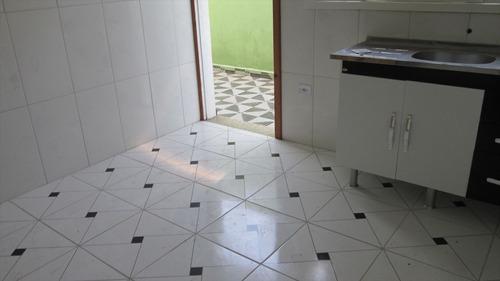 ref.: 260 - casa em itanhaém, no bairro jardim magalhães - 2 dormitórios