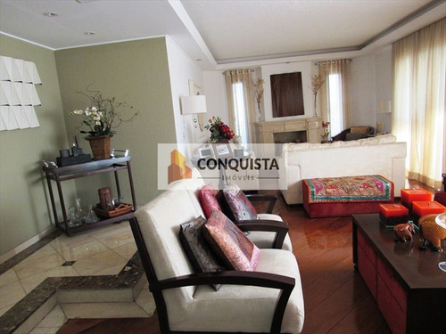 ref.: 260000 - apartamento em sao paulo, no bairro brooklin paulista - 5 dormitórios