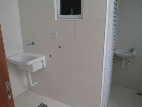 ref.: 260200 - casa em santos, no bairro campo grande - 3 dormitórios