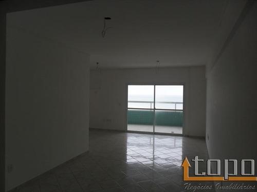 ref.: 2608 - apartamento em praia grande, no bairro guilhermina - 3 dormitórios