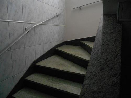 ref.: 261101 - apartamento em santos, no bairro boqueirao - 3 dormitórios
