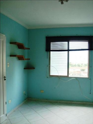 ref.: 261501 - apartamento em santos, no bairro ponta da praia - 1 dormitórios