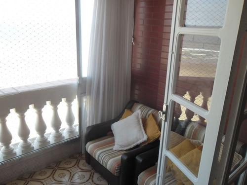 ref.: 2619 - apartamento em praia grande, no bairro aviação - 3 dormitórios