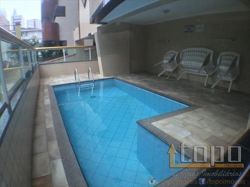 ref.: 2620 - apartamento em praia grande, no bairro guilhermina - 1 dormitórios