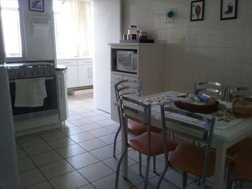 ref.: 262201 - apartamento em santos, no bairro gonzaga - 3 dormitórios