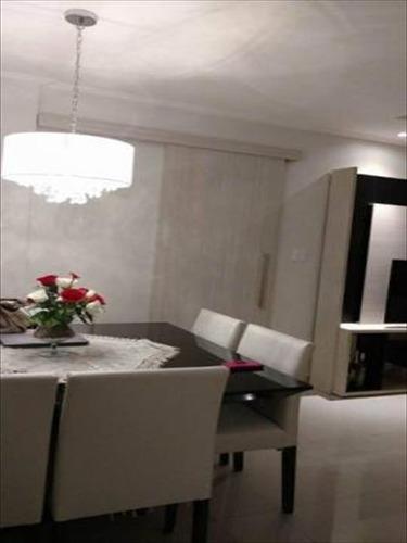 ref.: 262401 - apartamento em santos, no bairro marape - 2 dormitórios