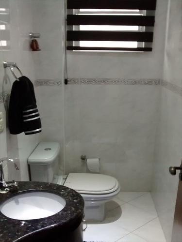 ref.: 262500 - casa em santos, no bairro ponta da praia - 3 dormitórios