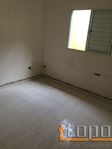 ref.: 2627 - casa condomínio fechado em praia grande, no bairro melvi - 2 dormitórios