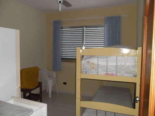 ref.: 2628 - apartamento em praia grande, no bairro mirim - 2 dormitórios