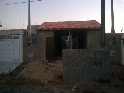 ref.: 262901 - casa em peruibe, no bairro parque balneario oásis - 2 dormitórios