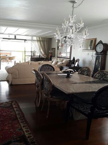 ref.: 263000 - apartamento em santos, no bairro vila rica - 3 dormitórios