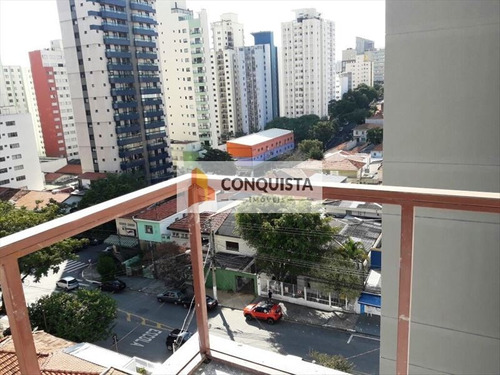 ref.: 263400 - apartamento em sao paulo, no bairro vila clementino - 3 dormitórios