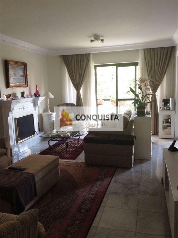 ref.: 263600 - apartamento em sao paulo, no bairro campo belo - 4 dormitórios