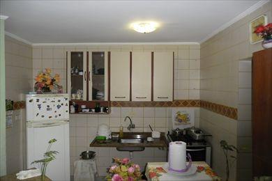 ref.: 263601 - apartamento em praia grande, no bairro solemar - 2 dormitórios