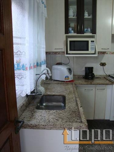 ref.: 2639 - casa em praia grande, no bairro sitio do campo - 2 dormitórios