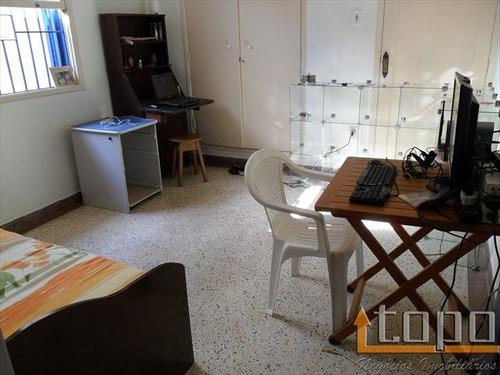 ref.: 2640 - casa em praia grande, no bairro guilhermina - 3 dormitórios