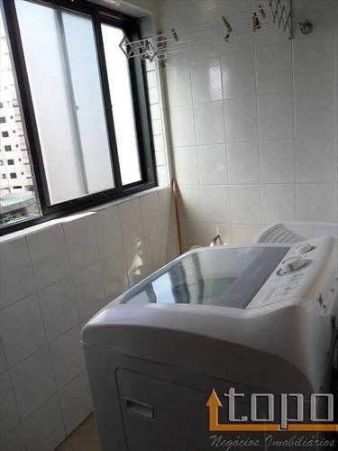 ref.: 2642 - apartamento em praia grande, no bairro tupi - 2 dormitórios