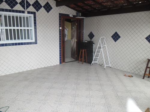 ref.: 2643 - casa em praia grande, no bairro ocian - 2 dormitórios