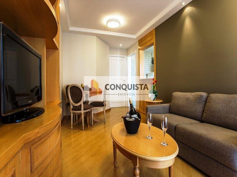 ref.: 264500 - apartamento em sao paulo, no bairro indianopolis - 1 dormitórios