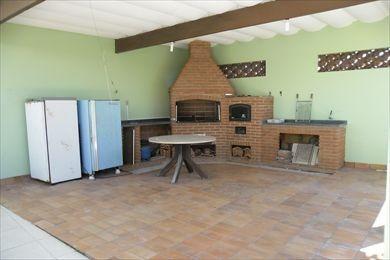 ref.: 264501 - casa em mongagua, no bairro vila atlantica - 3 dormitórios