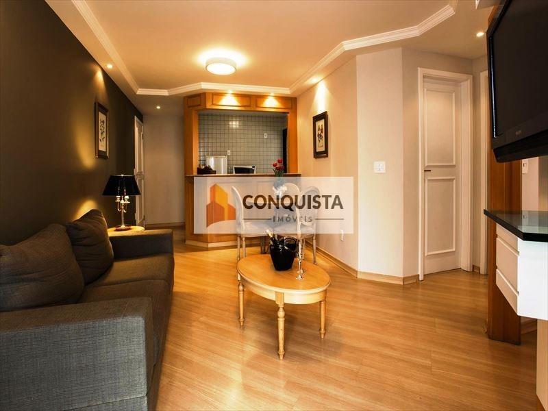 ref.: 264600 - apartamento em sao paulo, no bairro indianopolis - 2 dormitórios