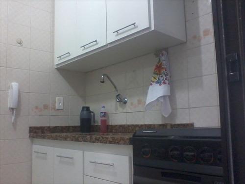 ref.: 264700 - apartamento em santos, no bairro boqueirao - 1 dormitórios