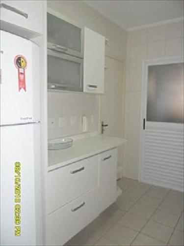 ref.: 264800 - apartamento em santos, no bairro campo grande - 2 dormitórios