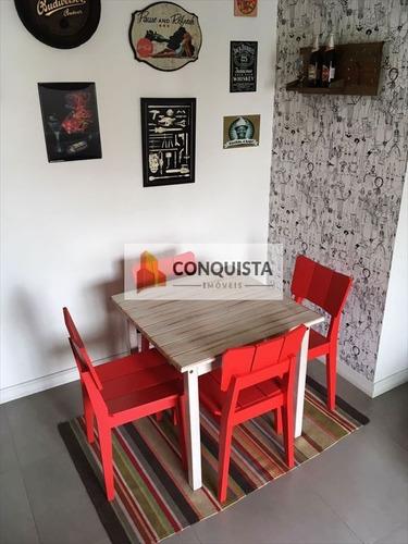ref.: 264800 - apartamento em sao paulo, no bairro indianopolis - 1 dormitórios