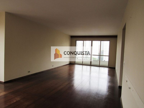ref.: 265000 - apartamento em sao paulo, no bairro campo belo - 3 dormitórios