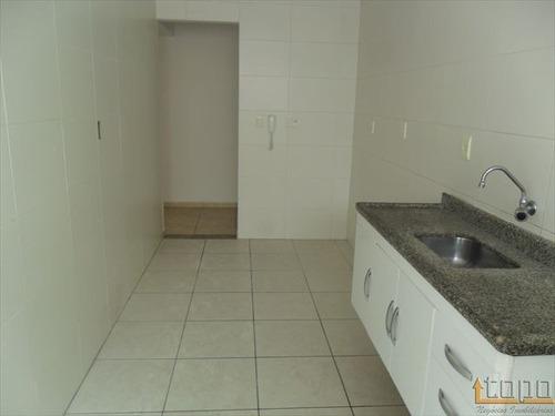 ref.: 2654 - apartamento em praia grande, no bairro tupi - 2 dormitórios