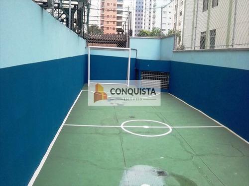 ref.: 265400 - apartamento em sao paulo, no bairro vila clementino - 2 dormitórios