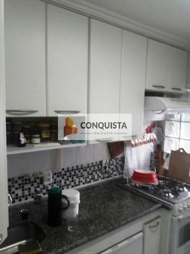ref.: 265500 - apartamento em sao paulo, no bairro parque imperial - 2 dormitórios