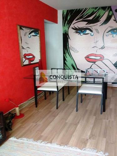 ref.: 265600 - apartamento em sao paulo, no bairro vila clementino - 2 dormitórios