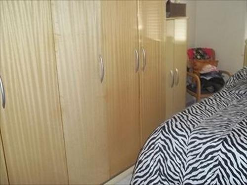 ref.: 265800 - apartamento em santos, no bairro campo grande - 2 dormitórios