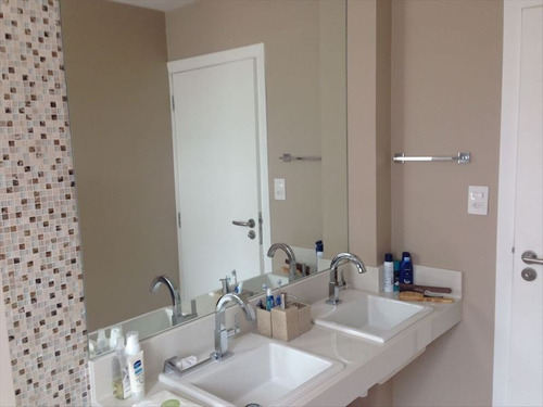 ref.: 265801 - apartamento em santos, no bairro gonzaga - 3 dormitórios