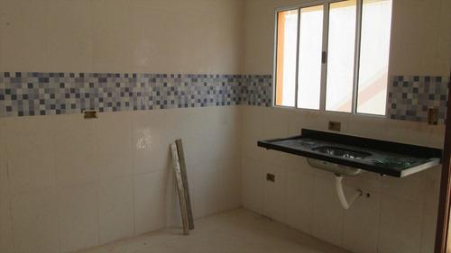 ref.: 26600 - casa em itanhaém, no bairro nova itanhaém - 2 dormitórios