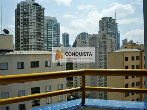 ref.: 266400 - apartamento em sao paulo, no bairro vila mariana - 1 dormitórios