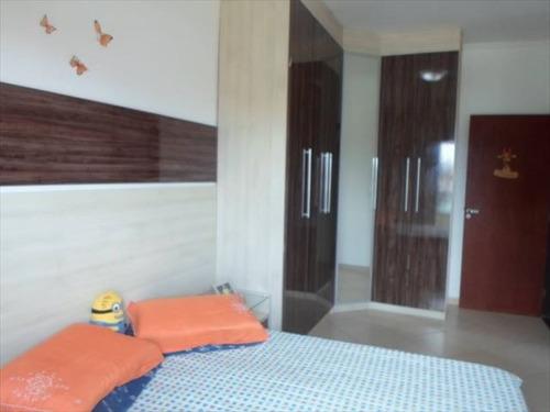 ref.: 2665 - casa em praia grande, no bairro tupi - 2 dormitórios