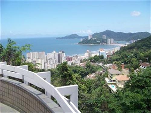 ref.: 266700 - casa condomínio fechado em santos, no bairro morro santa terezinha - 4 dormitórios